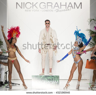 dance ballet cuban dancer fashion show nick fraham new york