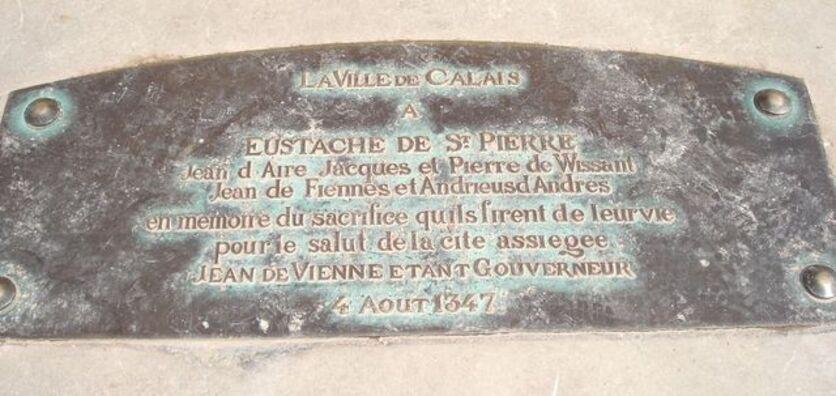 Balade à Calais.