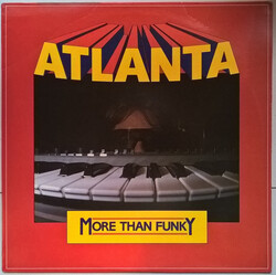 Atlanta - More Than Funky - Complete LP