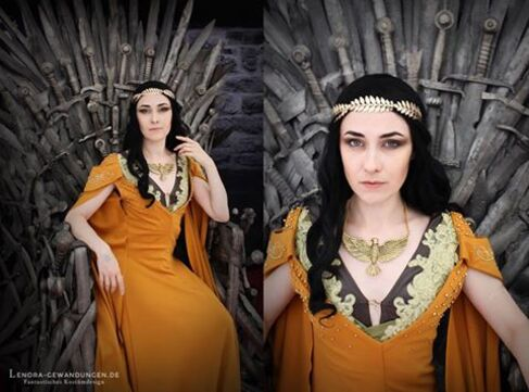 Les plus cosplays de Dorniens