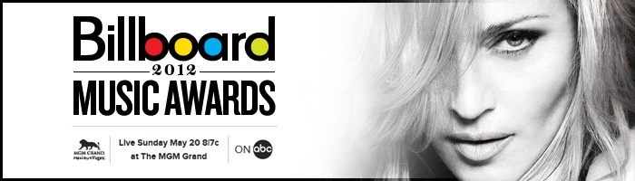 Madonna - Billboards 2012 Music Awards
