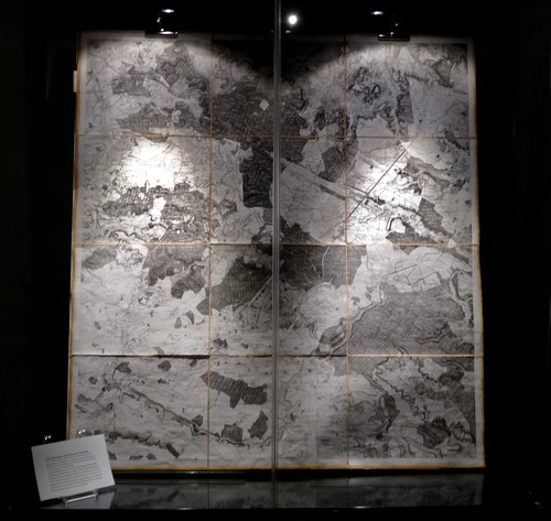 Les cartes et plans de campagne du Méréchal Marmont