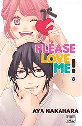 Amazon.fr - Please love me ! T08 - Nakahara, Aya - Livres