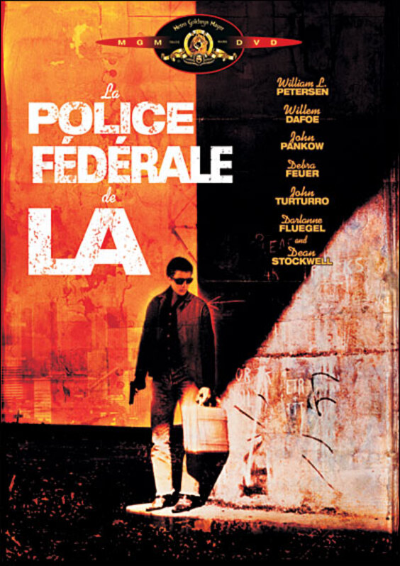 POLICE FEDERALE LOS ANGELES