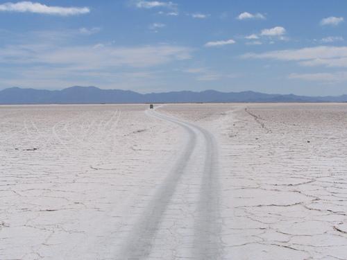 chemin salar Bolivie
