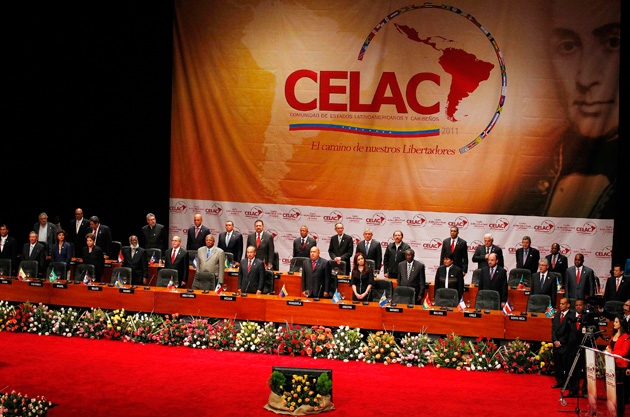 COMMUNIQUE DE LA CELAC SUR L'INCLUSION DE Cuba DANS LA LISTE DES ETATS QUI PATRONNENT LE TERRORISME