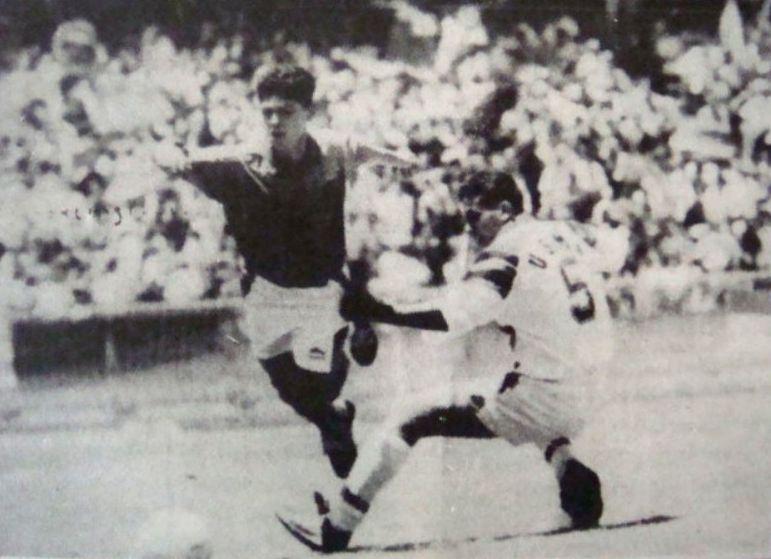 Chikhi Karim MCA-USMA Finale des Juniors 1996/1997