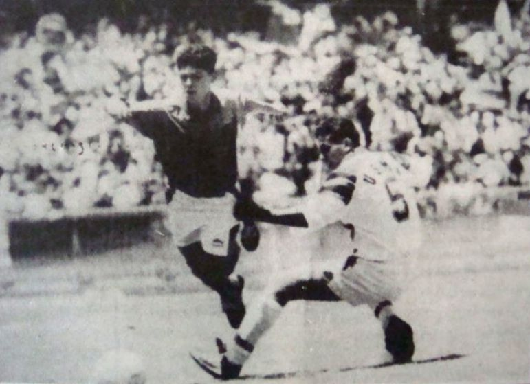 MCA Junior vainqueur de la coupe 1996/1997