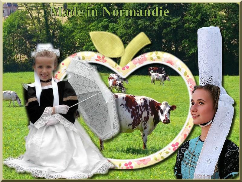 Un autre défi pour Marjolaine (Made in Normandie )