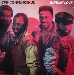 Con Funk Shun - Burnin' Love - Complete LP