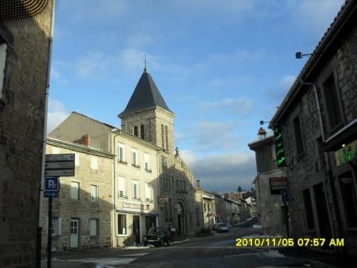 Temps des prières des Soeurs de Notre-dame de La Salette à Serres.