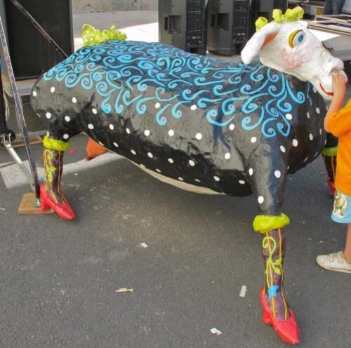 St Genies bestiaire Mélie mouton 2848