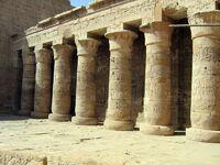 Le temple de Khnoum