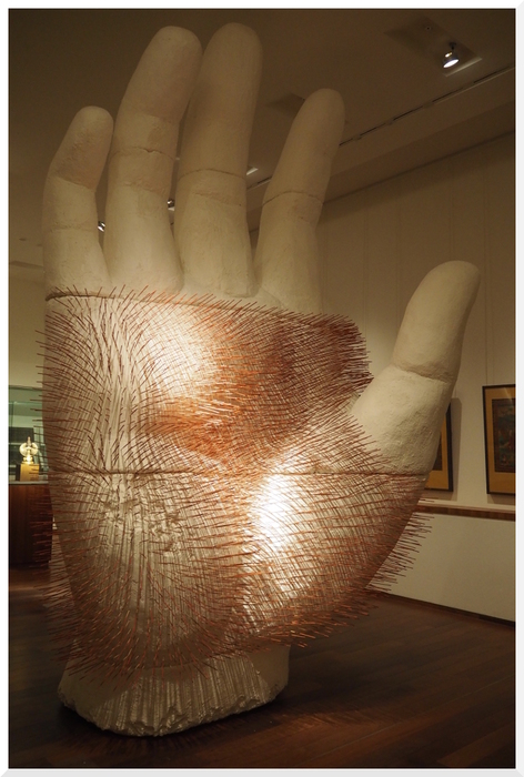 Exposition Prune Nourry. Musée Guillet. Paris