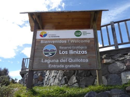 """8 ème jour, """"Laguna del Quilotoa"""""""