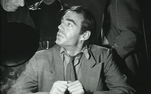 La dernière minute, Count the hours, Don Siegel, 1953