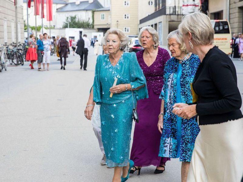 Festival de Salzbourg en Autriche