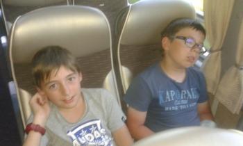 Voyage scolaire - 24/06/16