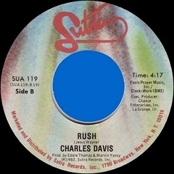 Charles Davis - Rush