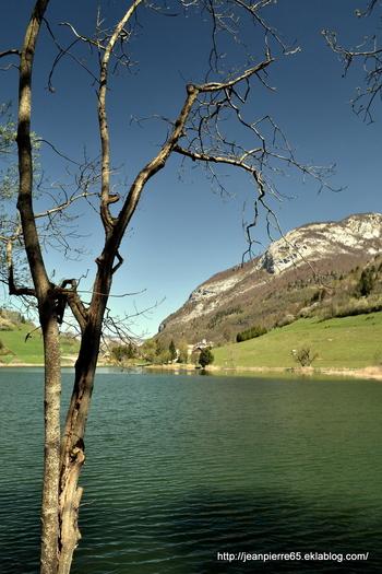 2015.04.24 Lacs de la Thuile et de St-André (Rhône-Alpes, Savoie)