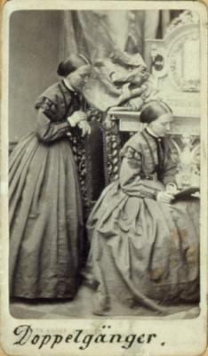 Respresentation of Emilie Sagee's Doppelganger