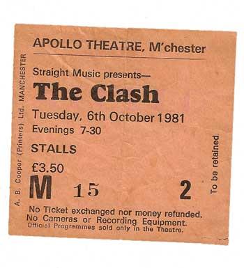 La Saga du Clash - Episode 27 : Radio Clash UK Tour