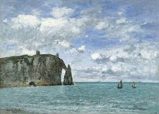 Le ciel de Normandie ...