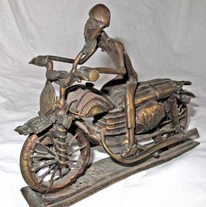 MOTO ET ARTS EN AFRIQUE (3)