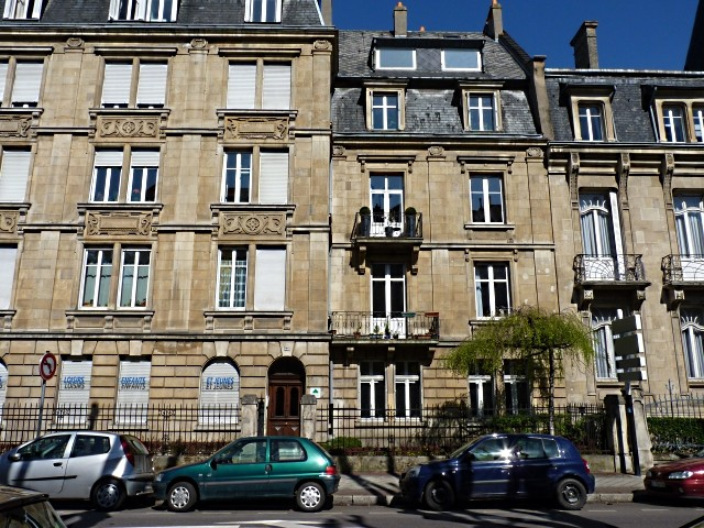 1 Avenue Foch Metz 6 Marc de Metz 2011
