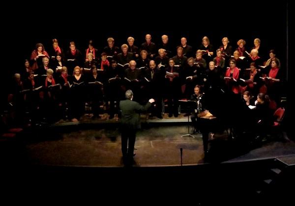 Le Choeur de Haute Côte d'Or a offert un superbe concert aux Châtillonnais
