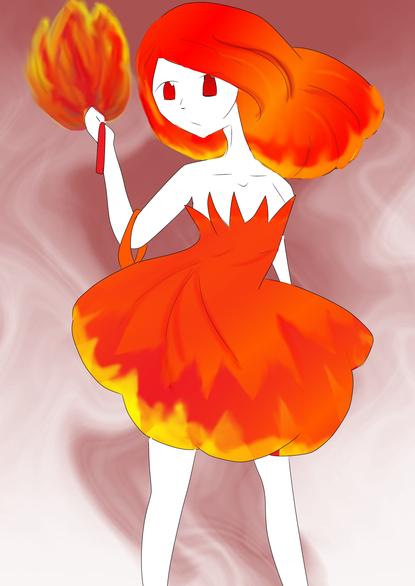 L'élément feu