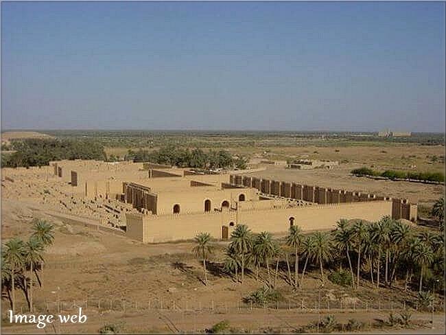 La Mésopotamie dans l'imaginaire