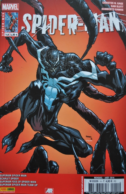 Spider-Man 14 : Les Heures Sombres