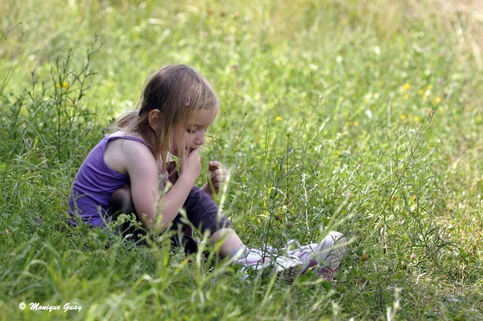 Humer la nature
