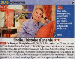 TV GRANDES CHAINES 12/2012