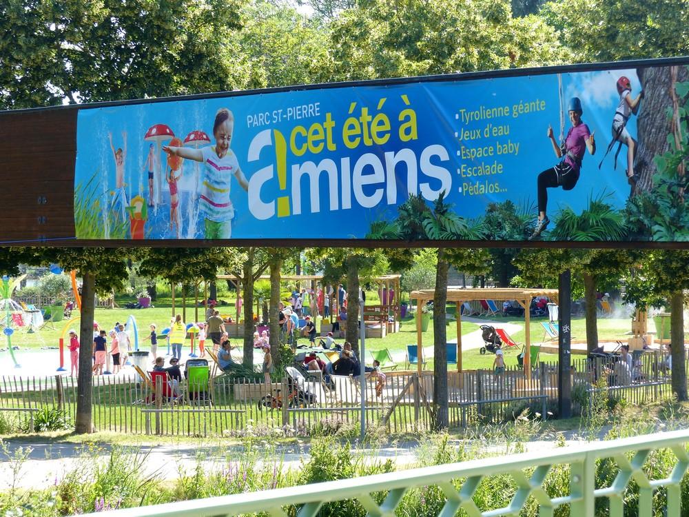 Cet Eté à Amiens