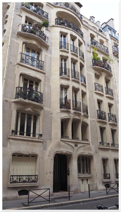 Architecte Guimard Hector.