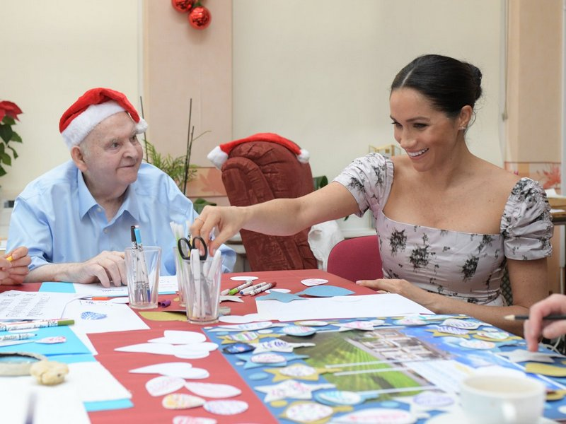 The Royal Variety Charity's residential nursing and care home Brinsworth House