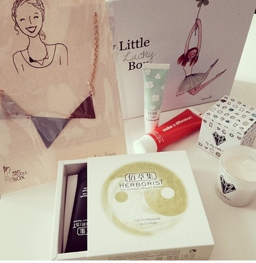 My Little Box Avril 2014 ~ Spoiler