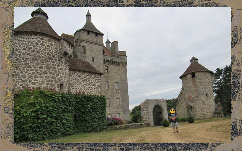 23150 St Pardoux les Cards Chateau de Villemonteix