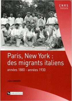 Paris, New York : des migrants italiens, années 1880-années 1930