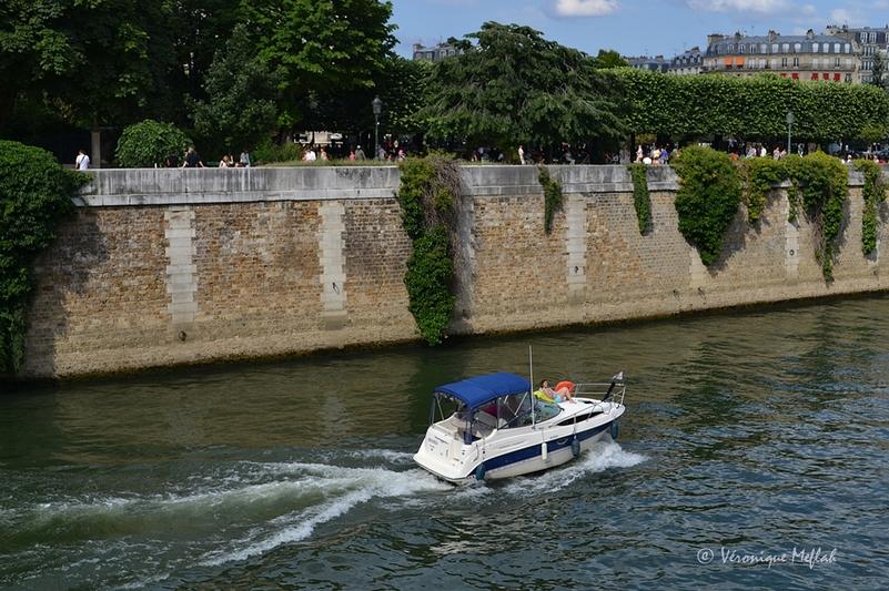 Et si ce n'était pas la Seine qui coulait à Paris ?