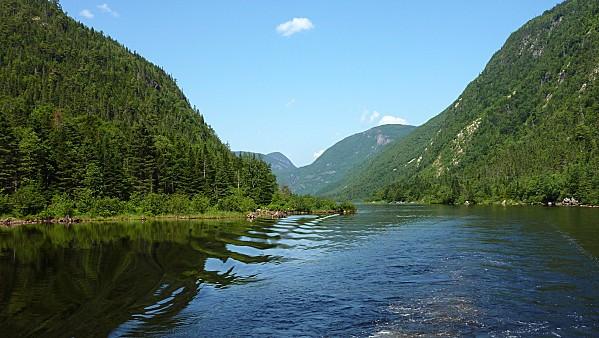 Rivière Malbaie croisière 2b