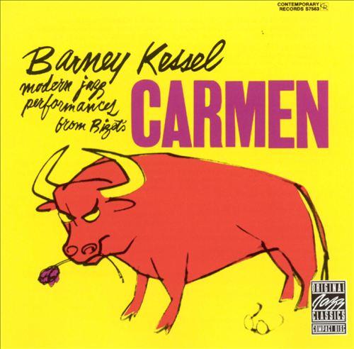 Barney Kessel : Taureau !