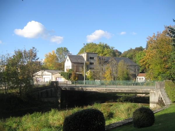 La Seine à Châtillon , quelques photos de René Drappier