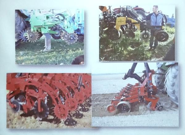 Une intéressante conférence sur l'agriculture de conservation au lycée agricole de la Barotte