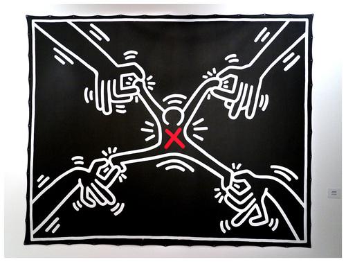 Keith Haring au MAM