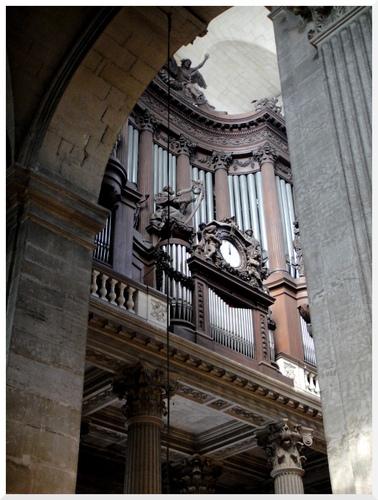 Paris. Eglise Saint Sulpice.