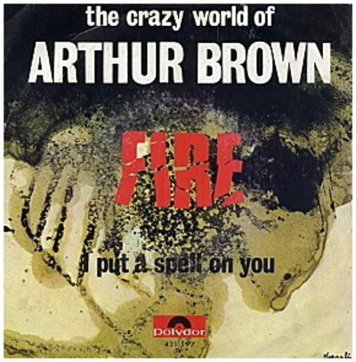 Arthur Brown - Fire (1968)