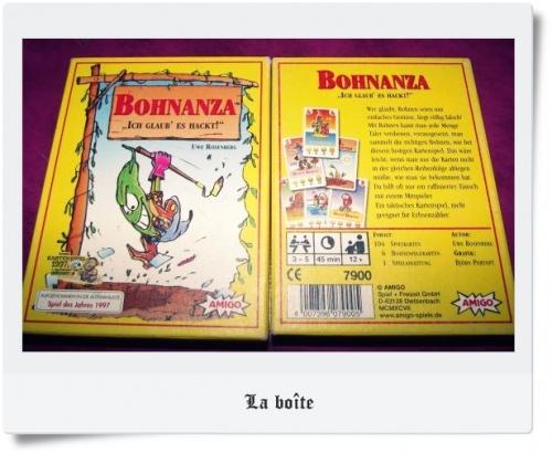 Bohnanza : le jeu qui ne court pas sur le haricot